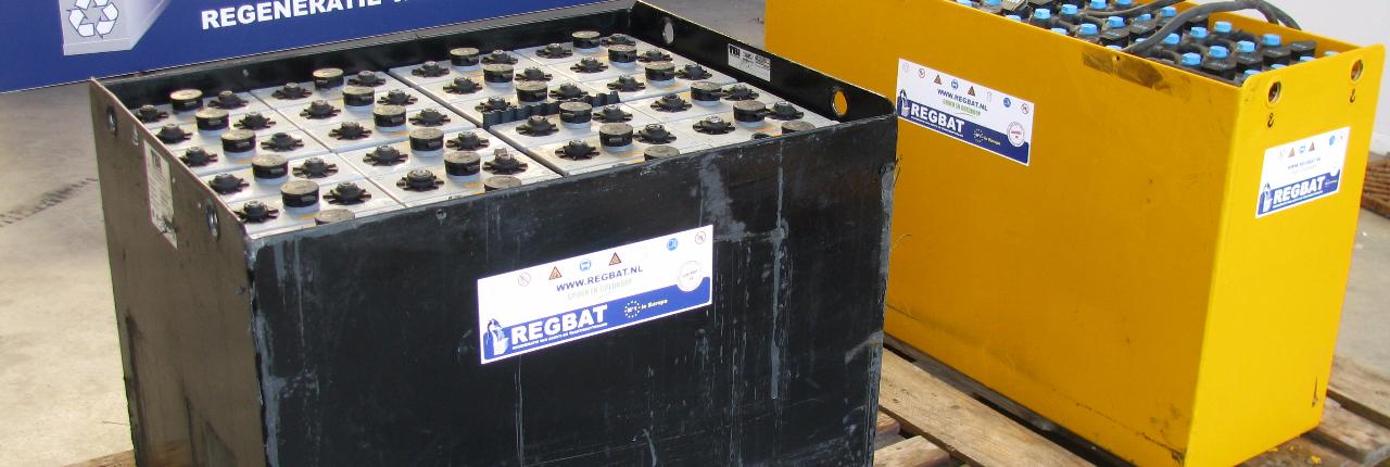 Regbat Tractiebatterijen